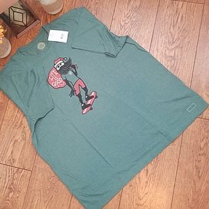 NWT Life Is Good Mens Holiday Tshirt (Sz XXL)